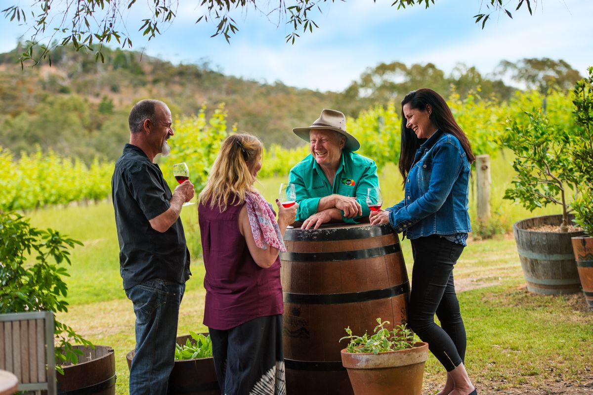 Clare valley wineries