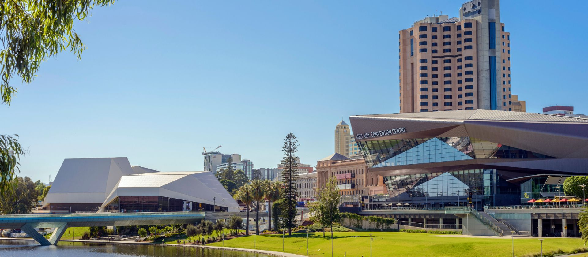 cityscape of Adelaide