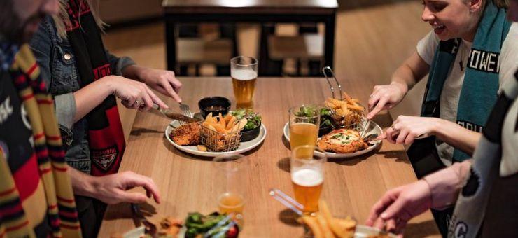Top 6 Restaurants in Shepparton