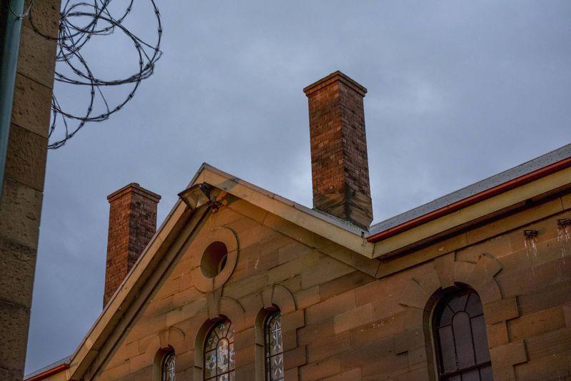 Image of Maitland Gaol near Hunter valley